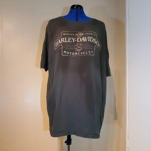 Harley-Davidson Olympia Washington Shirt